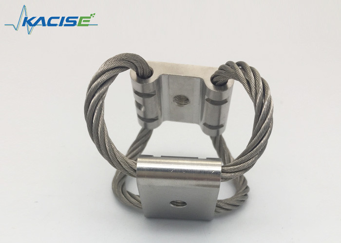 Durable Wire Rope Vibration Isolator 20g/11ms Shock Resistance Return Air Function