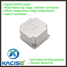 China Industrial Triaxial Acceleration Sensor MEMS Capacitive Force Balance Accelerometer factory