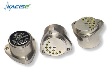 QA-2000 Accelerometer Sensor 300 Series Stainless Steel Case Material Analog Output