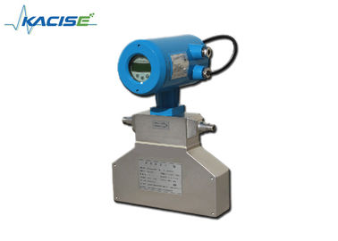 Process Control Coriolis Type Mass Flow Meter KFL Type High Pressure Loss