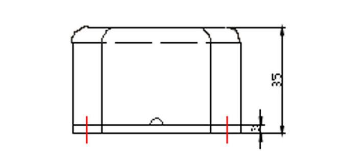 automobile triaxial acceleration sensor   accelerometer impact sensor